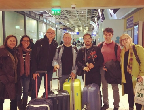 Primer dia a Helsinki #ErasmusCraBQ