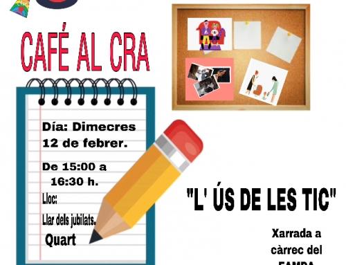 CAFE al CRA 12 de febrer