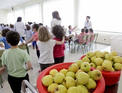 Menjador escolar OCTUBRE