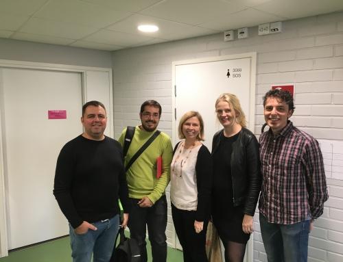 Cinqué i sisé dia a #Finlandia en Lauttassaren al-asteen Koulu #ErasmusCraBQ
