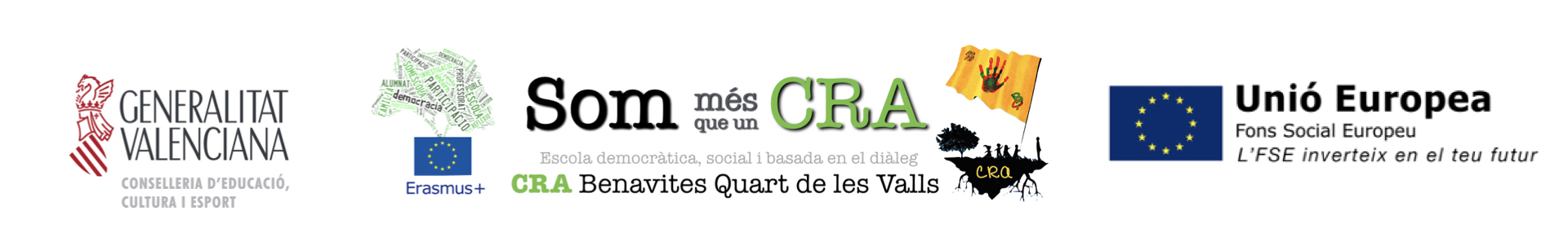 Som més que un CRA Logo