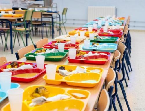 Novetats i canvis al menjador escolar per al curs 21-22